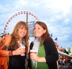 me + stef at Navy Pier